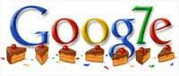 Google's Seventh Birthday