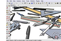 Google Chalks Up SketchUp