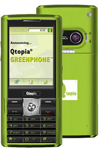 Greenphone Announced by Trolltech