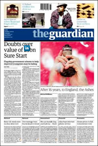 Guardian g24, A PDF Newspaper: Overview