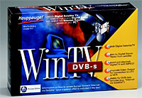 Hauppauge WinTV Nova-s PC Card Offers Freesat TV