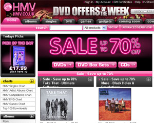 HMV To Undercut iTunes With