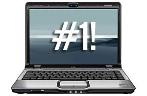 HP Continue To Rule Laptop Sales