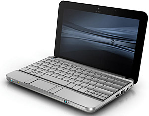HP Mini 2140 Mini-Laptop: Third Generation Netbook