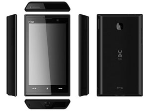 HTC Max 4G - World's First GSM/WiMax Mobile Phone