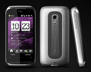 HTC Touch Pro2 Smartphone Hits The UK