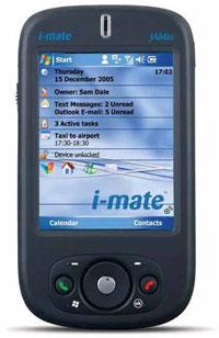 i-mate JAMin PDA/Smartphone Expected Soon
