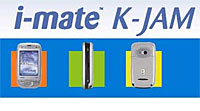 i-mate announces K-JAM smartphone/PDA