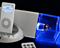 iBlueTube Valve Amplifier For iPods