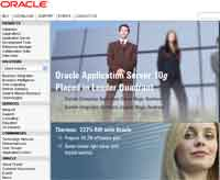 IBM, Oracle Battle For Database Market