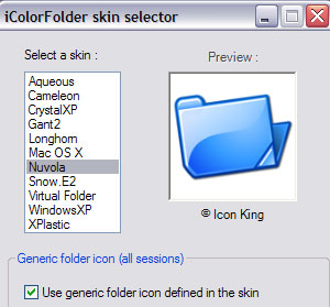 iColorFolder Freeware For Windows XP Review