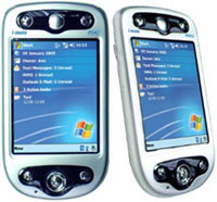 i-mate PDA2 Pocket PC Phone Edition Released