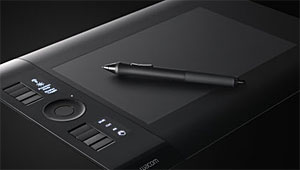 Wacom Intuos4 Graphic Pen Tablets