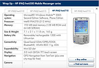 iPaq 6710 and 6715 Handhelds 'Leaked' On HP UK Website
