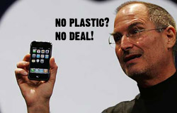 Apple Refuses Cash Payments For iPhones