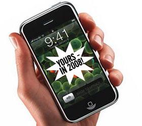 Apple iPhone: Sales Restricted Until 2008?