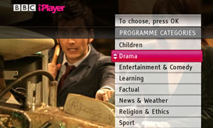 iPlayer Now On Virgin Media TVs