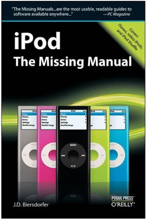 iPod - The Missing Manual: Review