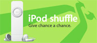 iPod Shuffle Scoops Up 58% Of Flash Market