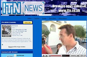 ITN Launches News And Music YouTube Channels