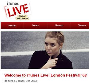 Second iTunes Festival London Announced