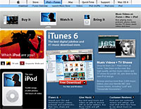 iTunes Becomes Seventh Largest US Music Retailer