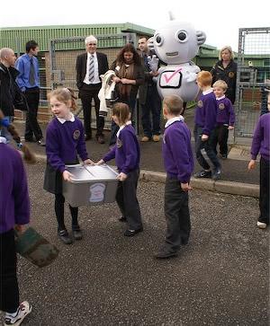 Whitehaven Jericho Primary School: Goodbye Analogue Assembly (Podcasts)