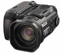 JVC Announce New Everio Range Hard-Drive Based Camcorders