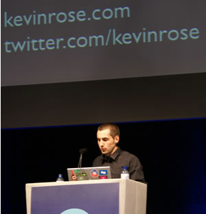 Kevin Rose: Pioneering the Downturn As Well?