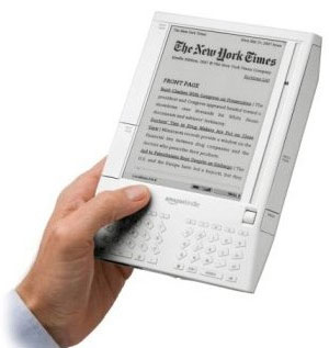 Kindle E-Book Reader: 'The Apple iPod Of The Book World'