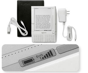 No Kindle EBook Reader In 2008 For UK Consumers