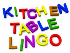 Logosphere: Kitchen Table Lingo Wants Your Words