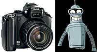 Kodak Announces P Series Cameras