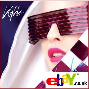 EMI Legal Threats Over eBay Kylie Single