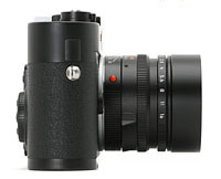 Leica M8 Digital Rangefinder Camera Announced