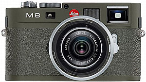 Leica M8.2 Safari Edition - Yours For $10,000