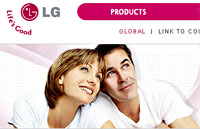 LG Aims To Double World's Top Products by 2010