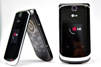 LG's KG810 'Chocolate Phone' Announced