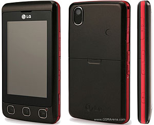 LGKP500/LG Cookie Handset Goes For Budget Touchscreen Market