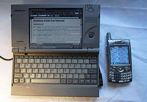 Toshiba Libretto 50 Ultra Mobile PC- Ten Years On (Part 2/2)