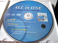 Lindy CD/DVD Lens Cleaner 70%
