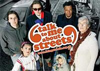 Living Streets Charity Creates Talking Street