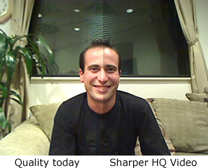 Skype High Quality (HQ) Video Launches