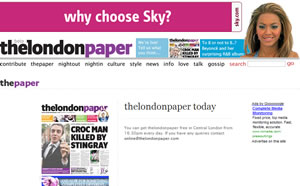 thelondonpaper: Murdoch Shows His Internet Vision