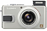 Panasonic Lumix DMC-LX2 Announced