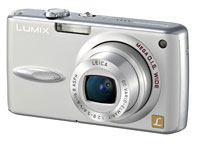 DMC-TZ1 And DMC-FX01 Panasonic Cameras Claim 'World's Smallest' Honours