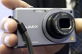 Panasonic Lumix DMC-FX100 Digital Compact Announced