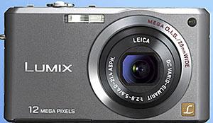 Panasonic Lumix DMC-FX100 Digital Compact Announced