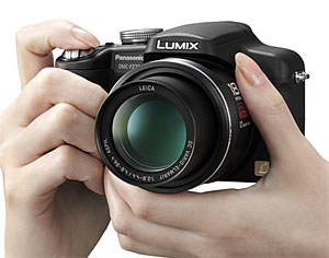 DMC-FZ28: Panasonic Lumix Boasts 18x Optical Zoom