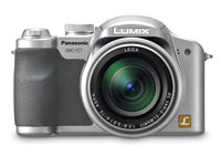 Panasonic DMC-FZ7 Lumix: Ultra Zoom Camera Announced